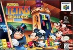 Magical Tetris Challenge (USA) Box Scan